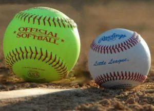 Ball size